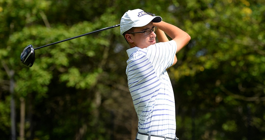 Men's Golf: JMU Leads After Two Rounds of the ODU/OBX Collegiate