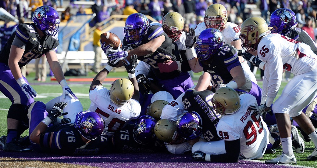 Football: Keys to the FCS Playoff Game: JMU vs. Liberty