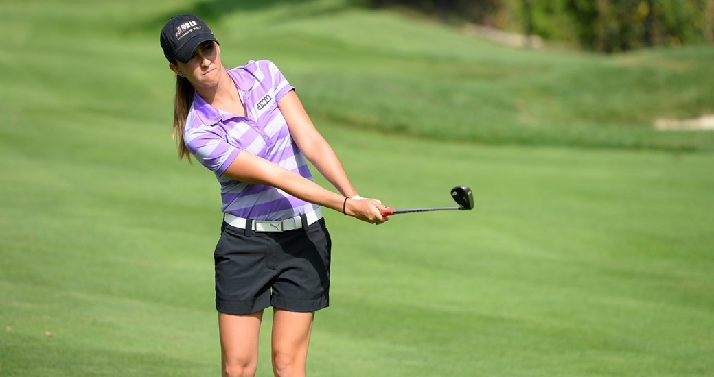 Women's Golf: Women's Golf Tied for Second After 36 Holes of UNCG Forest Oaks Fall Classic