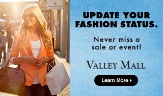 Valley Mall Ad