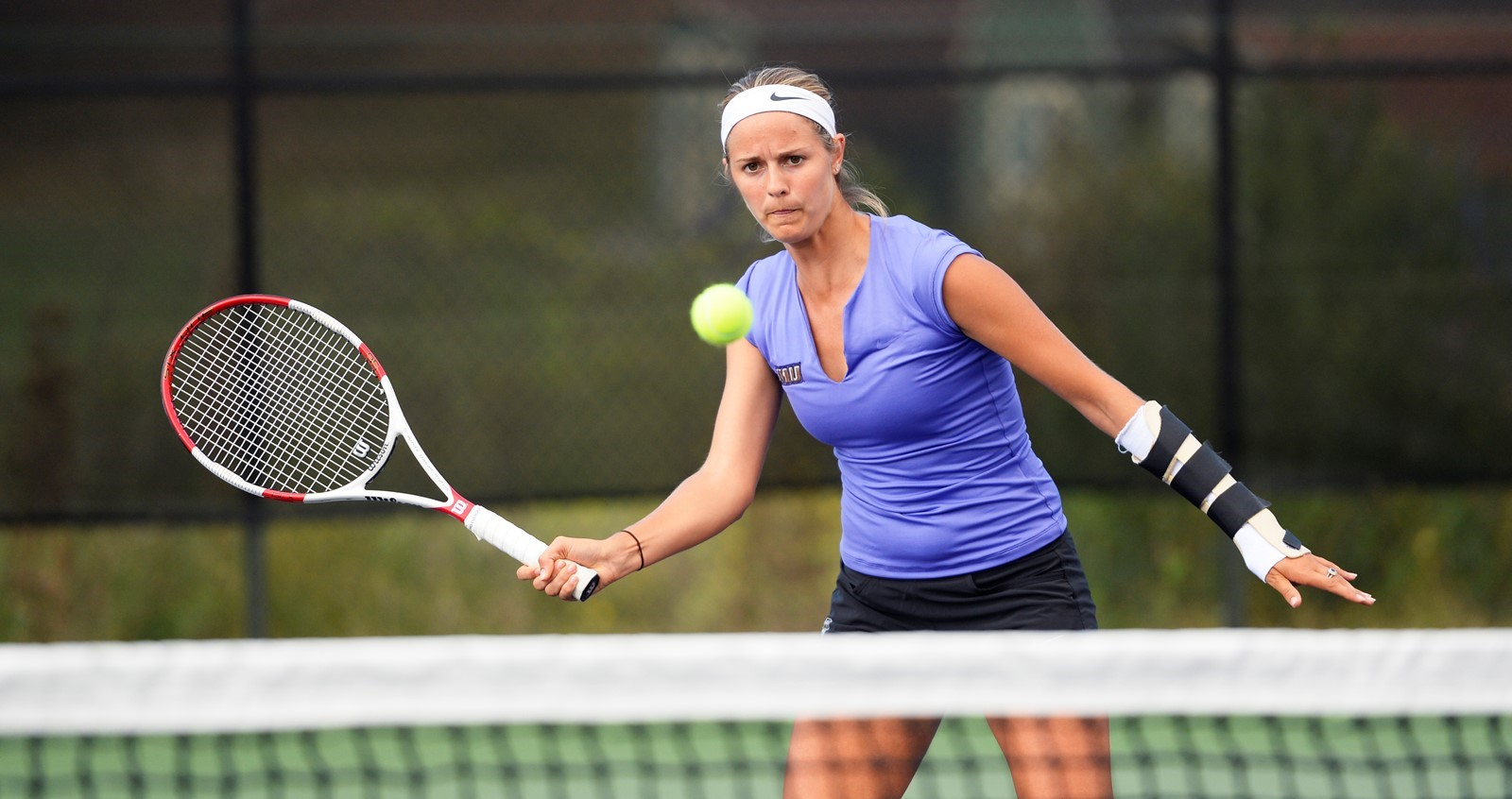 Women's Tennis: Dukes Open Spring Slate with 5-2 Win Against Towson