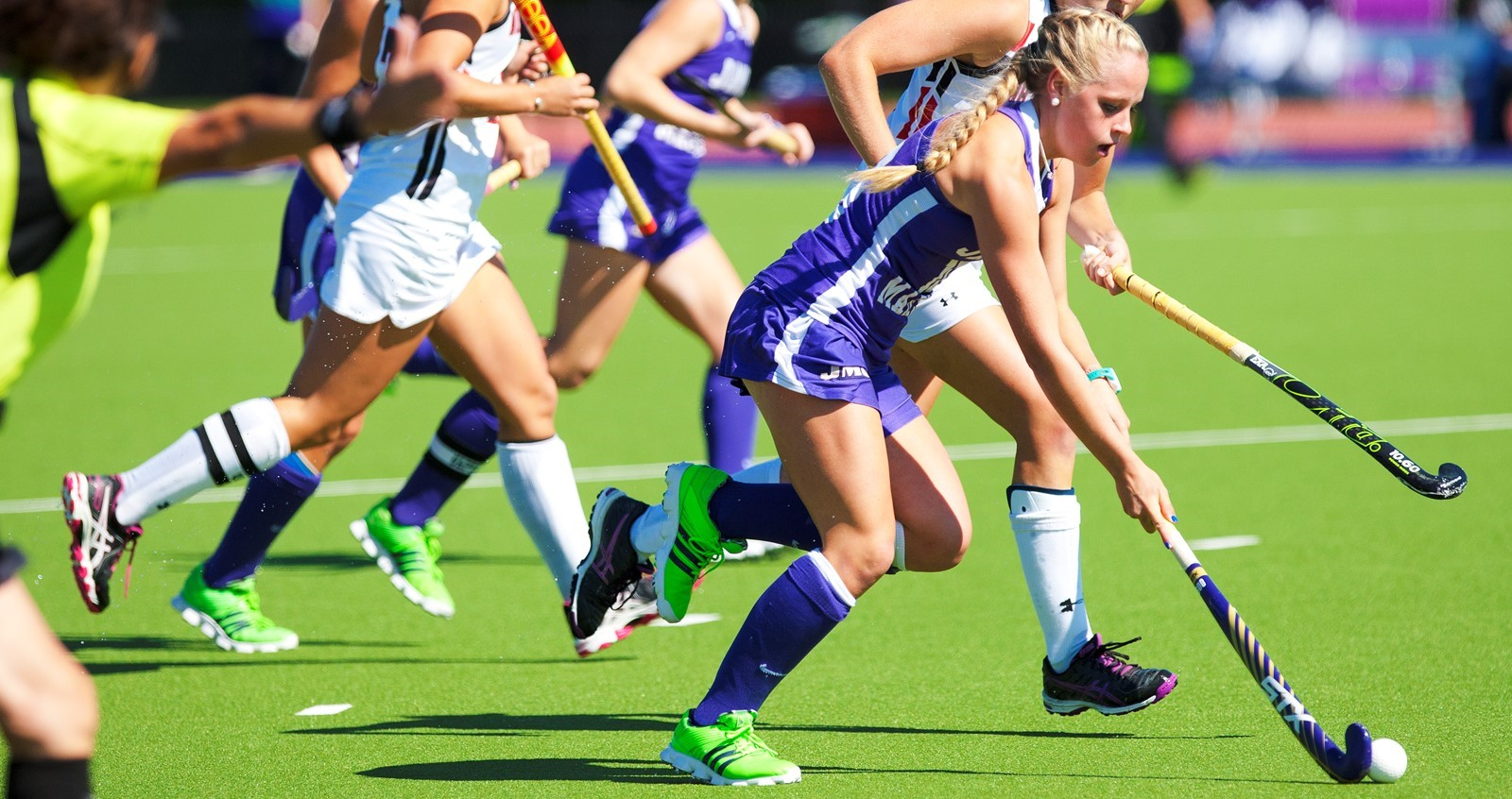 Field Hockey: Strong First Half Solidifies 3-1 Win for No. 18 JMU over Northeastern