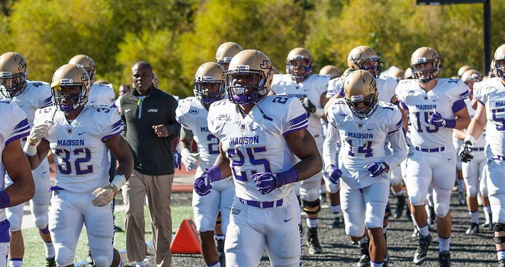 Football: JMU Holds Steady at No. 5 in Both FCS Polls
