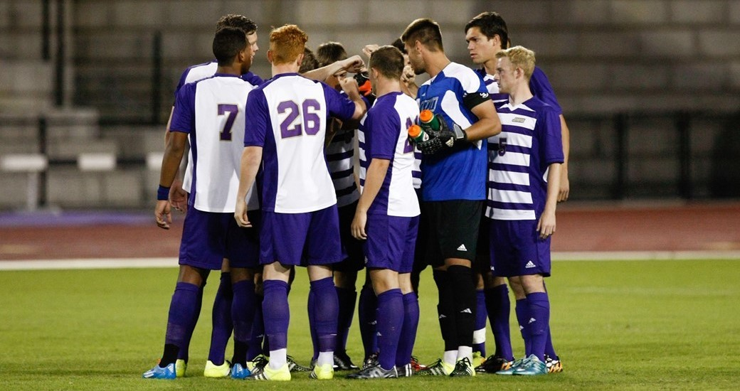 Men's Soccer: Tonight's Men's Soccer Game Moved To Turf Field