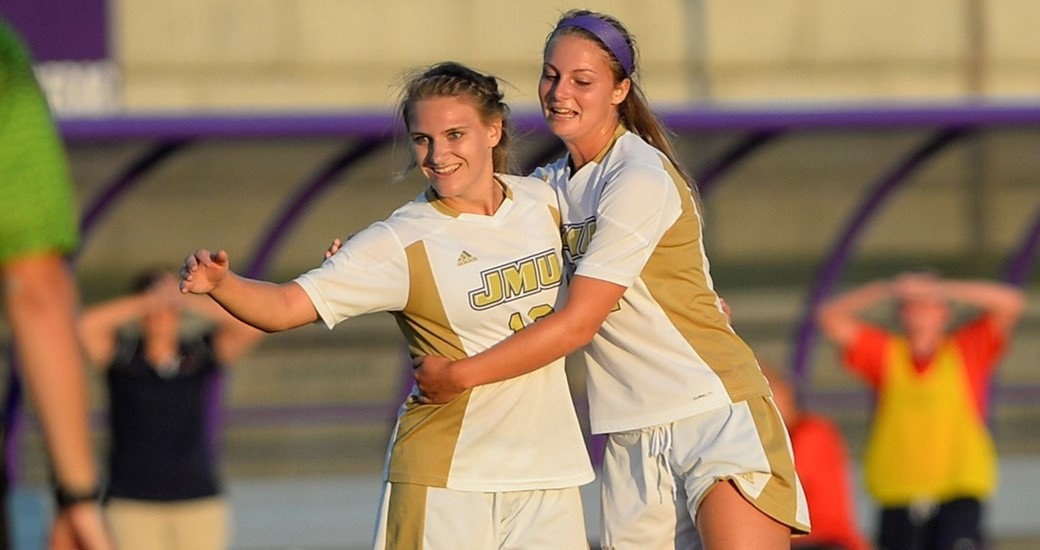 Women's Soccer: Herndon's 56th Minute Strike Lifts Dukes Over Drexel