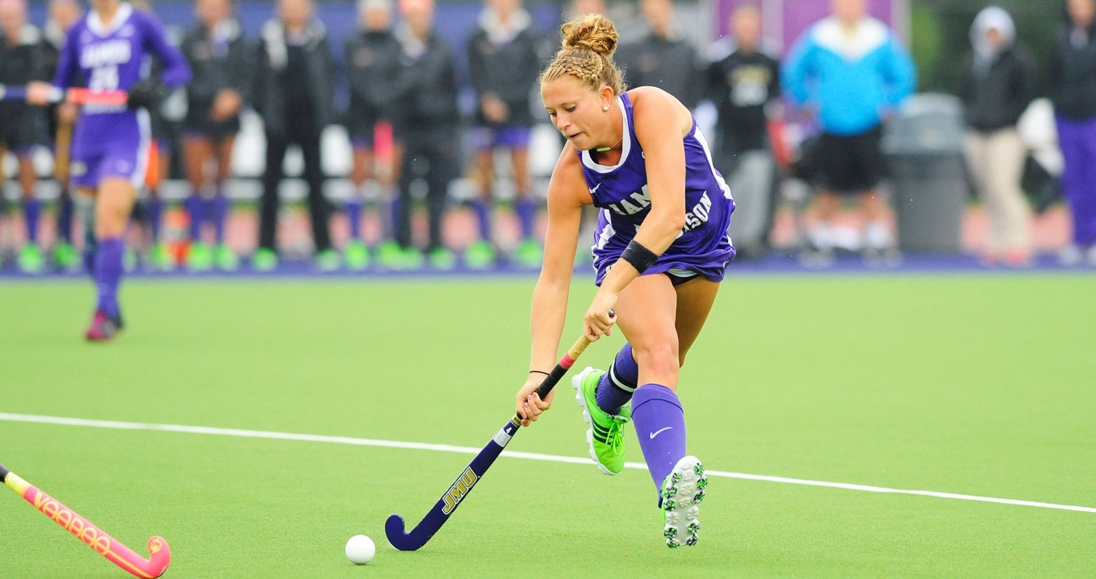 Field Hockey: West's Goal Powers No. 19 JMU to 2-1 Overtime Win at No. 13 Delaware