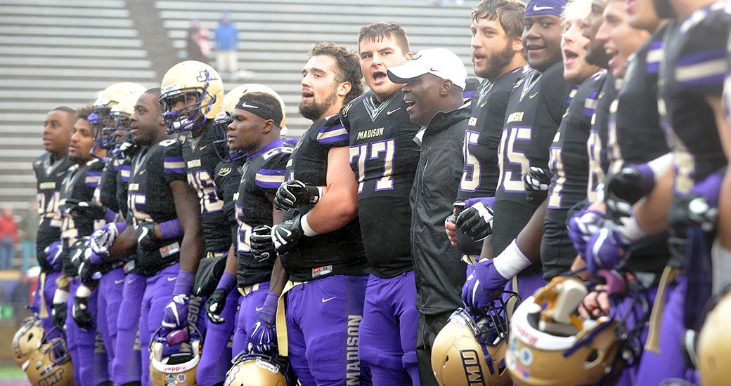Football: Dukes Rank Fifth in Both Major FCS Polls