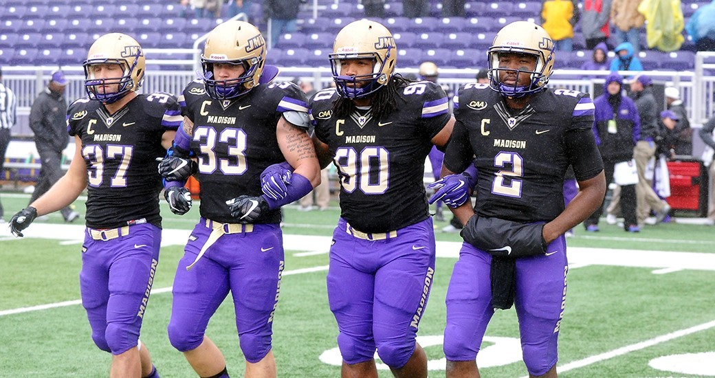 Football: Best of JMU vs. Stony Brook in Photos