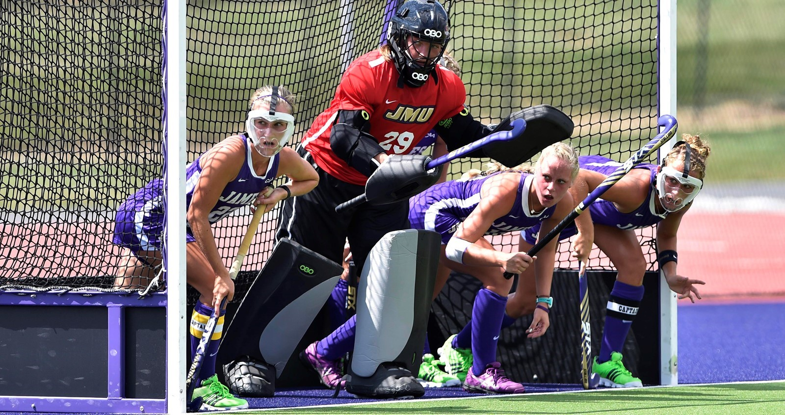 Field Hockey: JMU Moves Up to No. 18 Slot in NFHCA National Coaches Poll
