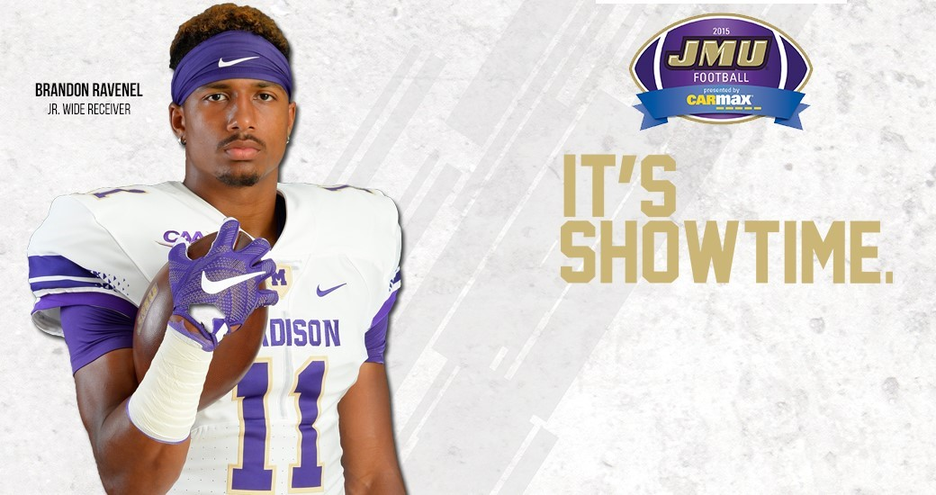 Football: No. 5 Dukes Open Two-Game Road Trip Saturday at Towson