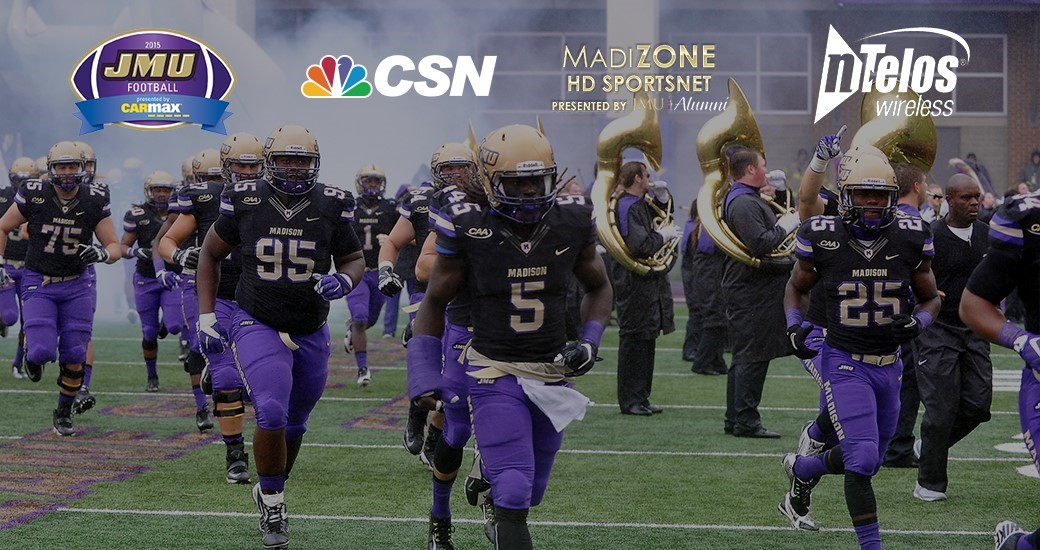 Football: Watch and Listen to JMU at Towson