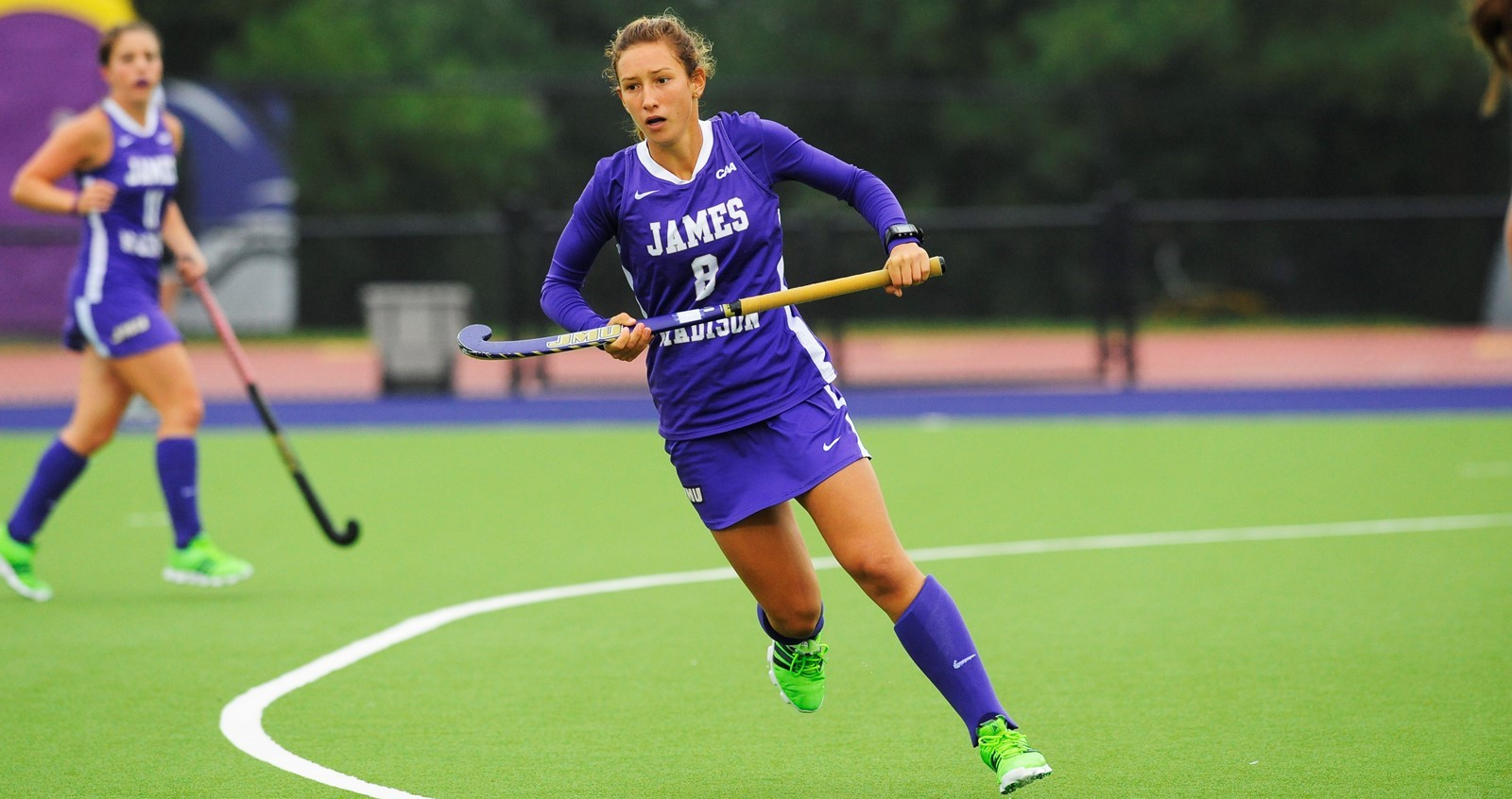 Field Hockey: Dukes Douse Dragons, 4-0, to Remain Undefeated in CAA Play