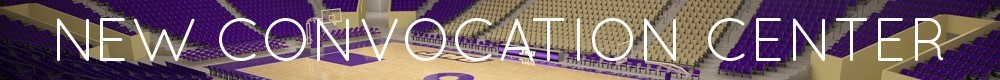 New Convocation Center Middle Banner Ad