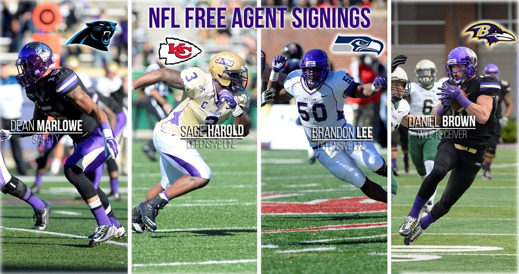 Football: Four Dukes Earn NFL Free Agent Contracts
