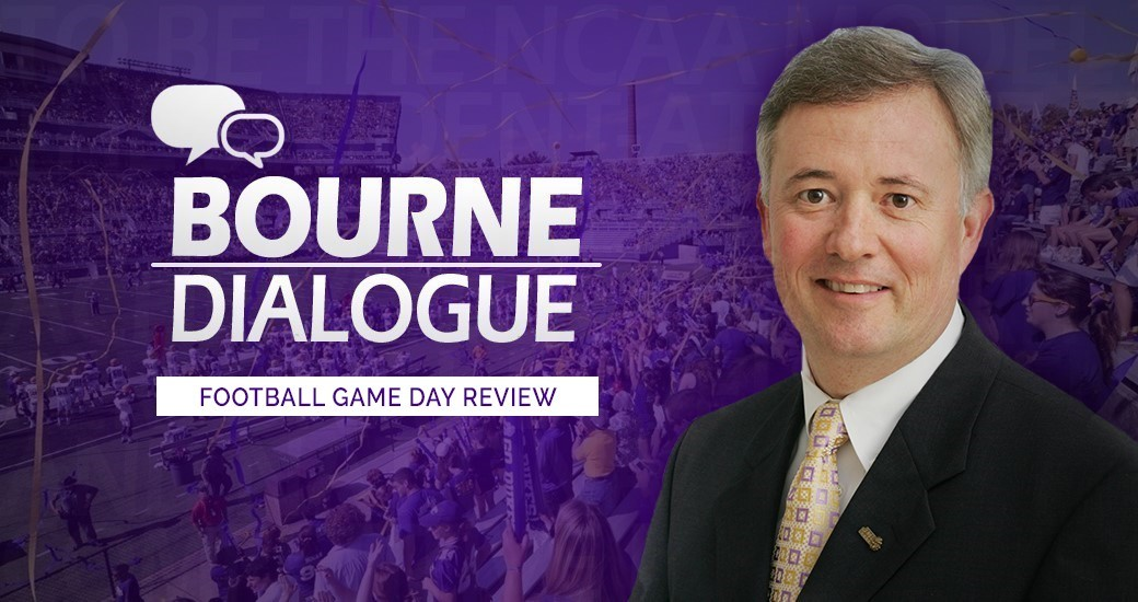 Football, Administration: Bourne Dialogue - Football Game Day Review