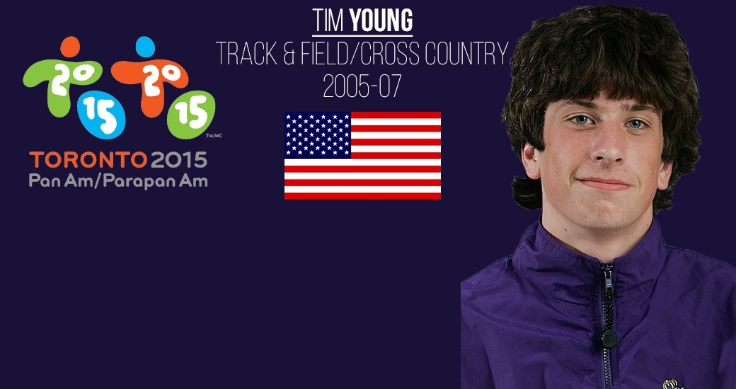 General: Young Finishes Sixth at Pan Am Games
