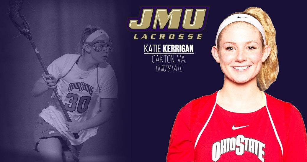 Women's Lacrosse: Dukes Welcome Transfer Katie Kerrigan