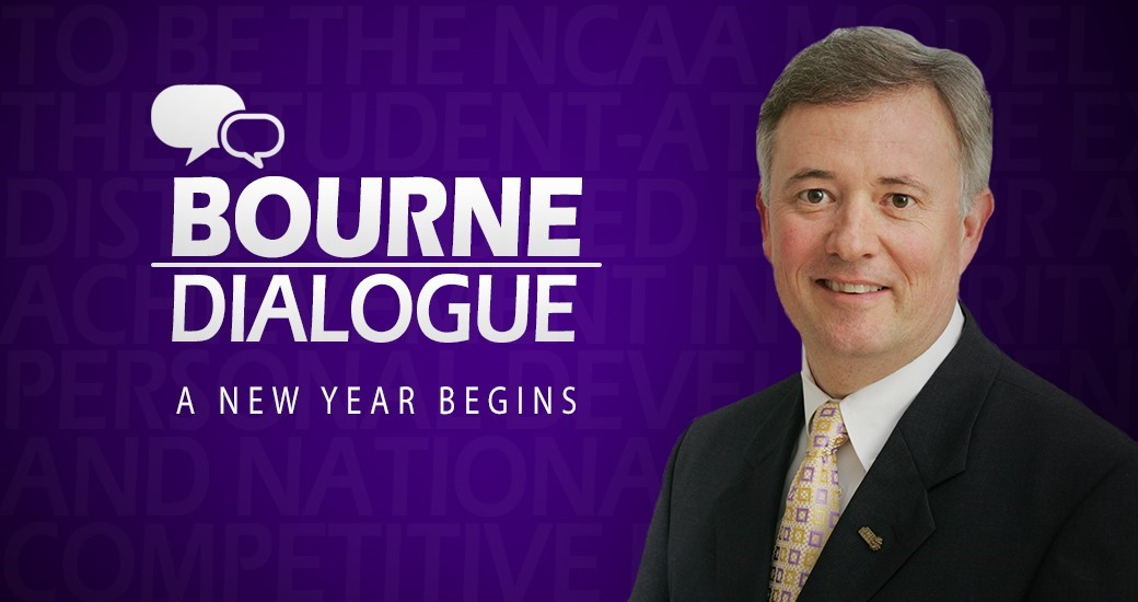 Administration: Bourne Dialogue – A New Year Begins