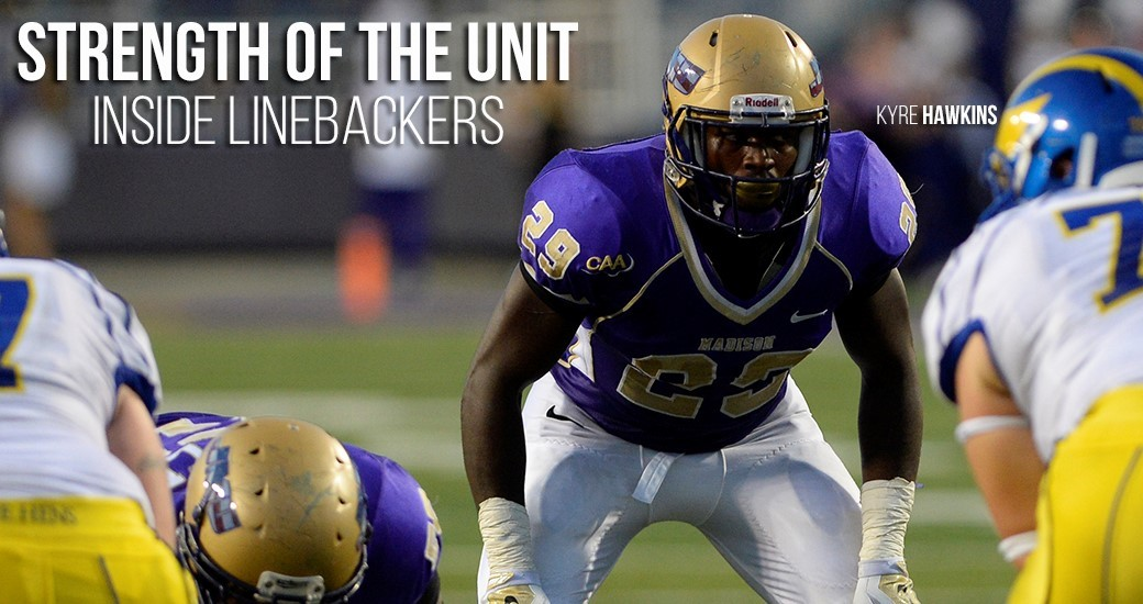 Football: Strength of the Unit: Inside Linebackers