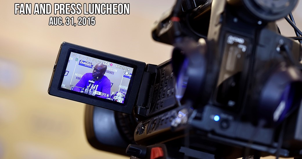 Football: O'Neill's Fan and Press Luncheon with Head Coach Everett Withers