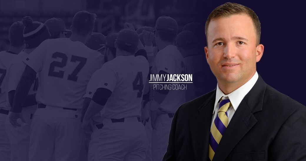 Baseball: Baseball Welcomes Pitching Coach Jimmy Jackson