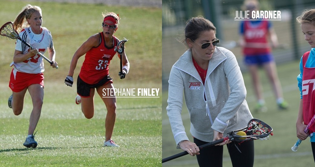 Women's Lacrosse: JMU's Finley and Gardner Play for Team STX