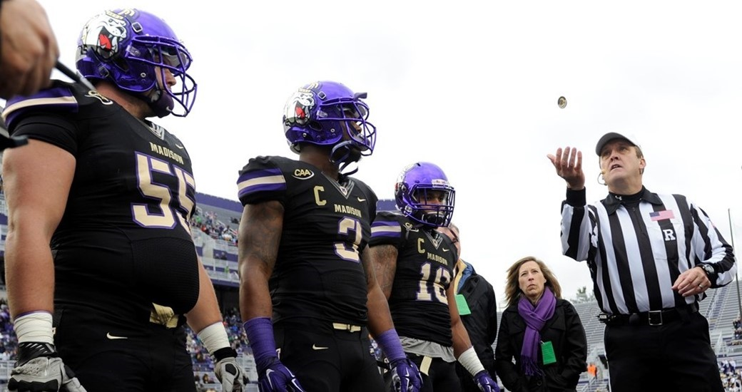 Football: Official Review in Place for All JMU Home Football Games in 2015