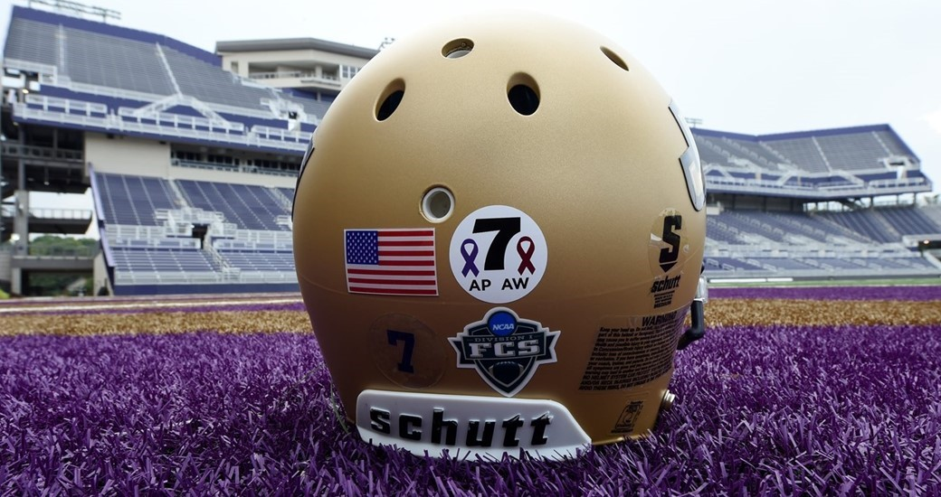 Football: JMU Athletics to Honor Alison Parker, Adam Ward