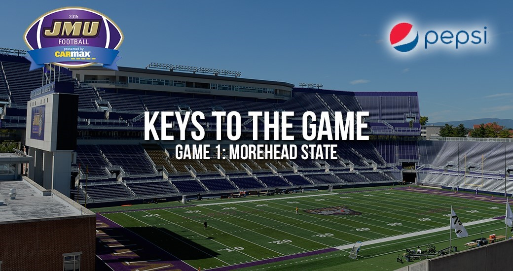 Football: Keys to the Game: JMU vs. Morehead State