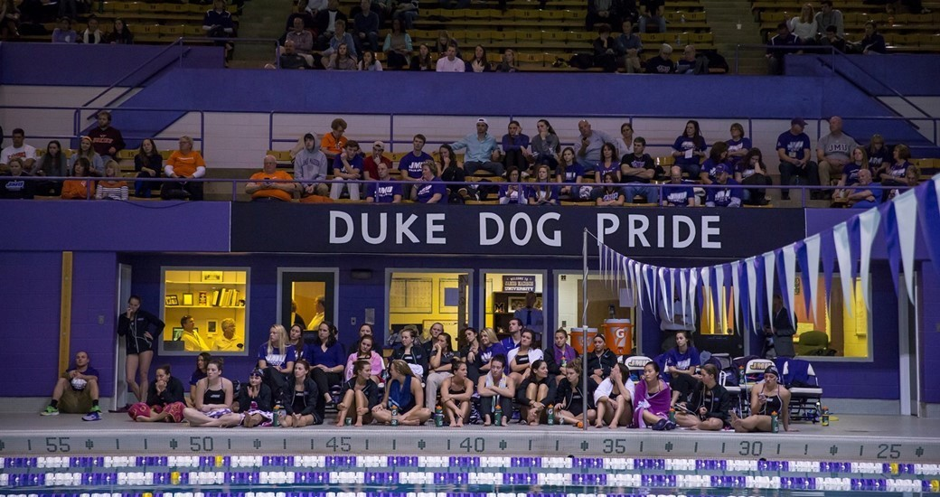 Women's Swimming and Diving: Dukes Announce 2015-16 Schedule