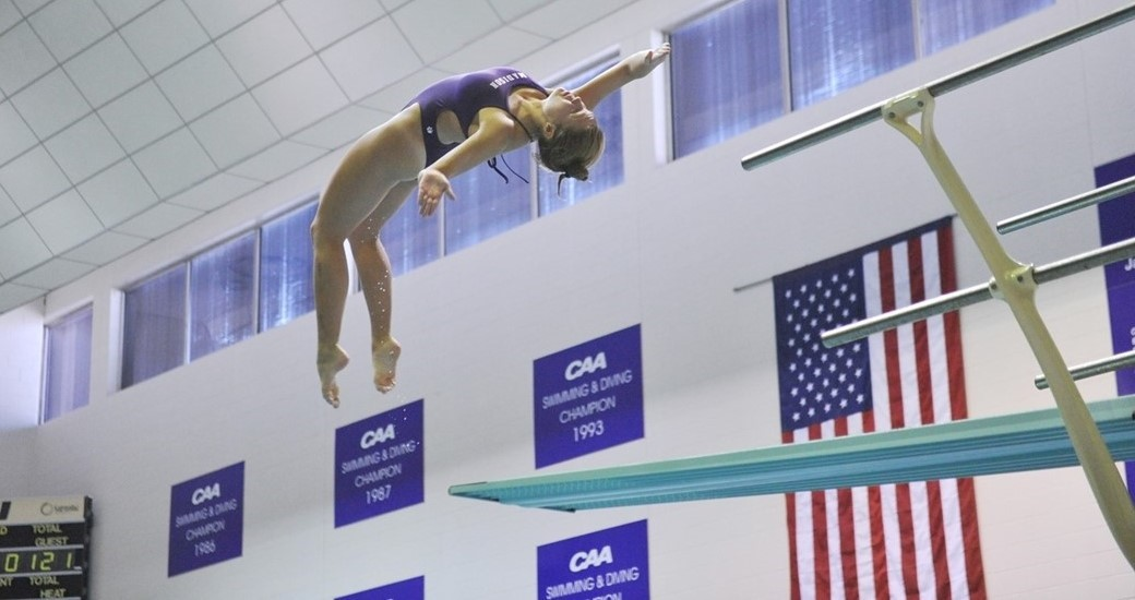 Women's Swimming and Diving: JMU Competes in Home Invitational