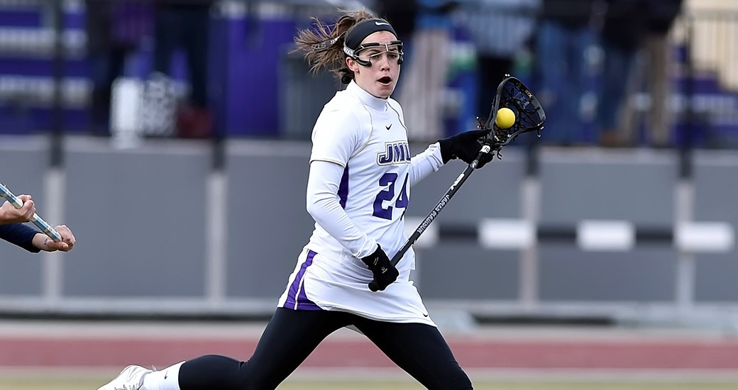 Women's Lacrosse: Dukes Drop Opener to 2nd-Ranked UNC, 11-7