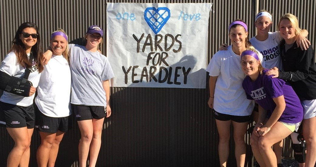Community Relations: Yards for Yeardley is a Huge Success