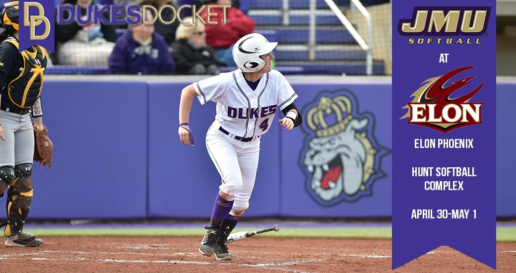 General: Softball goes to Elon In Weekend Dukes Docket