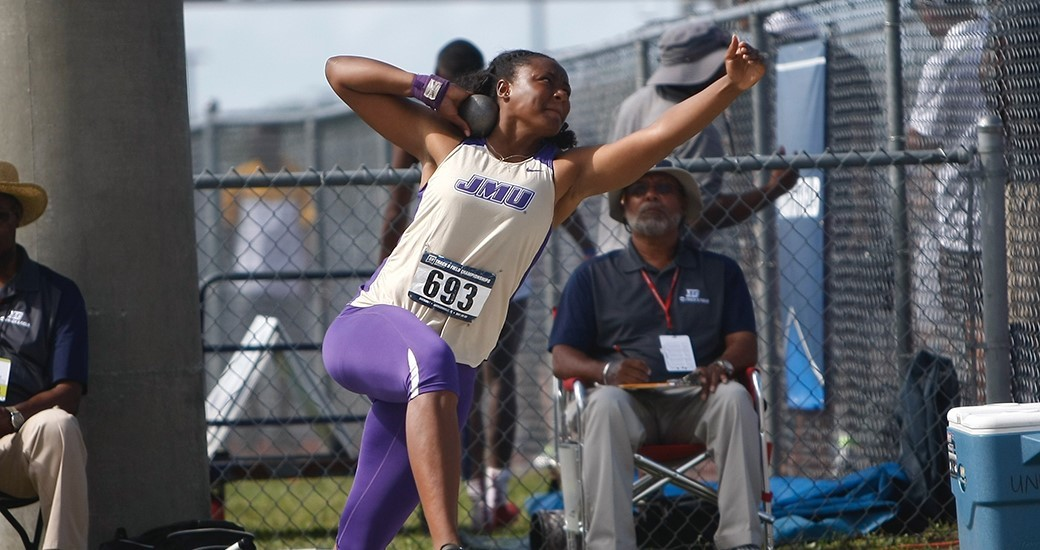 Track & Field: Monroe Punches Ticket to NCAA Championships in Shot Put