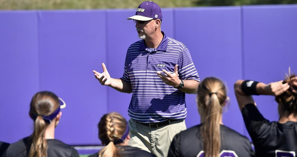 Softball: JMU's All-American Pitchers a Product of Dean's Tutelage