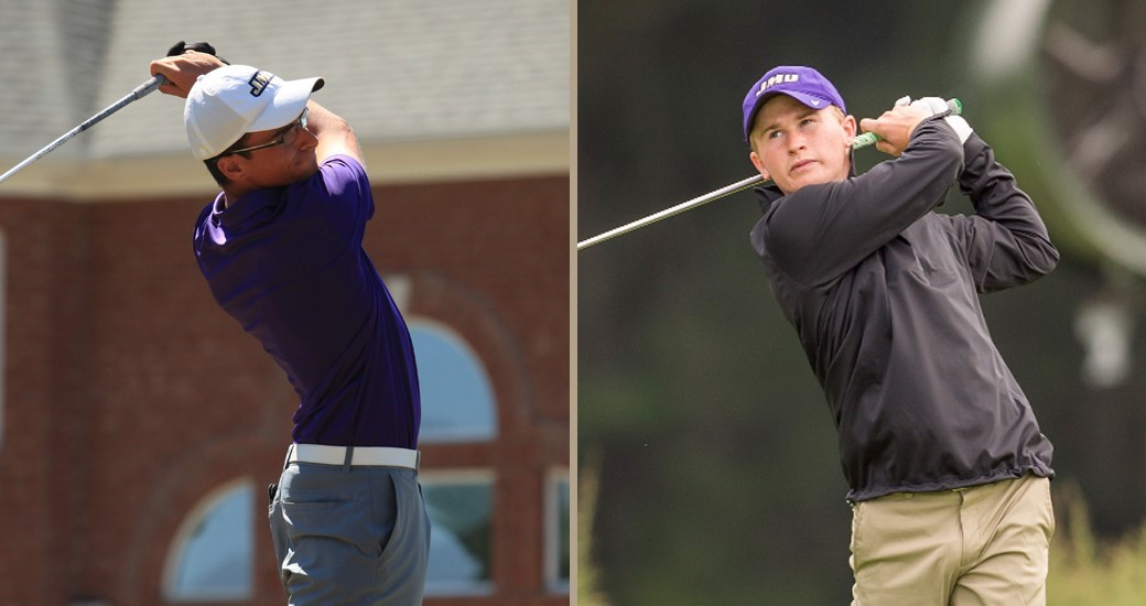 Men's Golf: Cole, Henderson Named State Golfer, Rookie of the Year