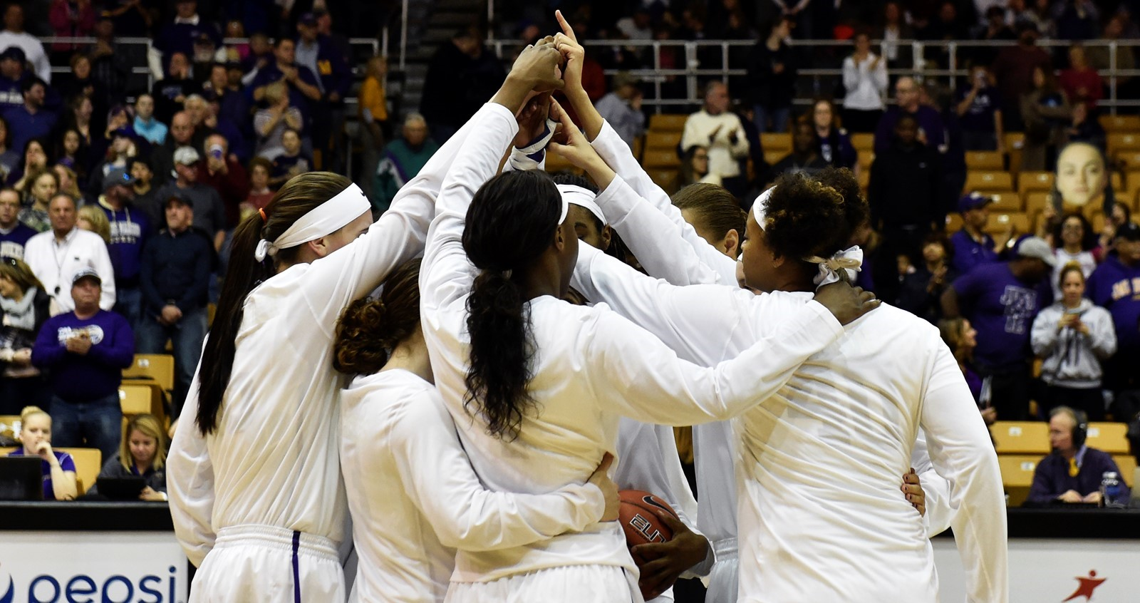 Women's Basketball: JMU Slated for Tough Non-Conference Schedule in 2016-17