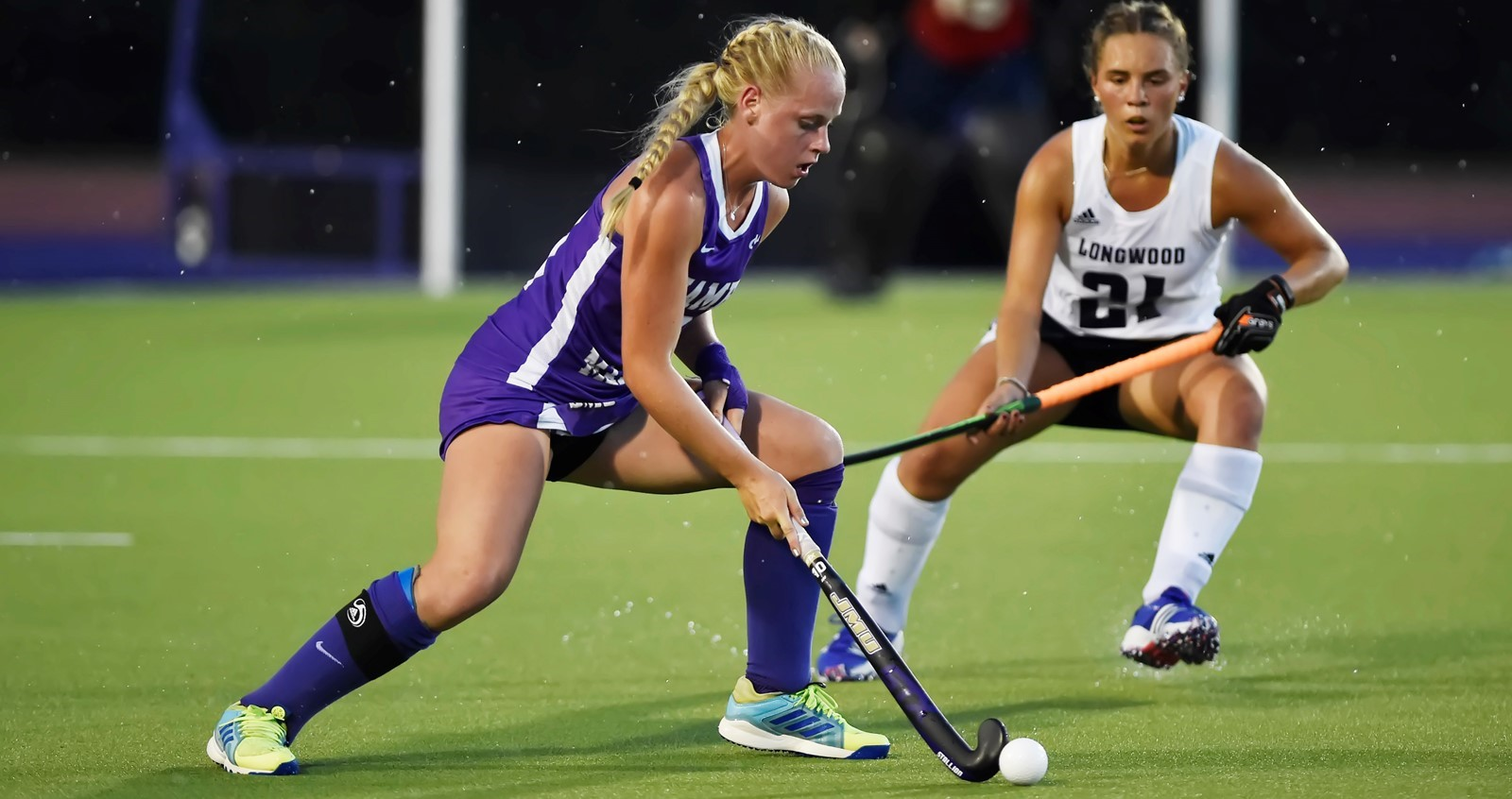 Field Hockey: No. 19 JMU Topples Longwood 6-2