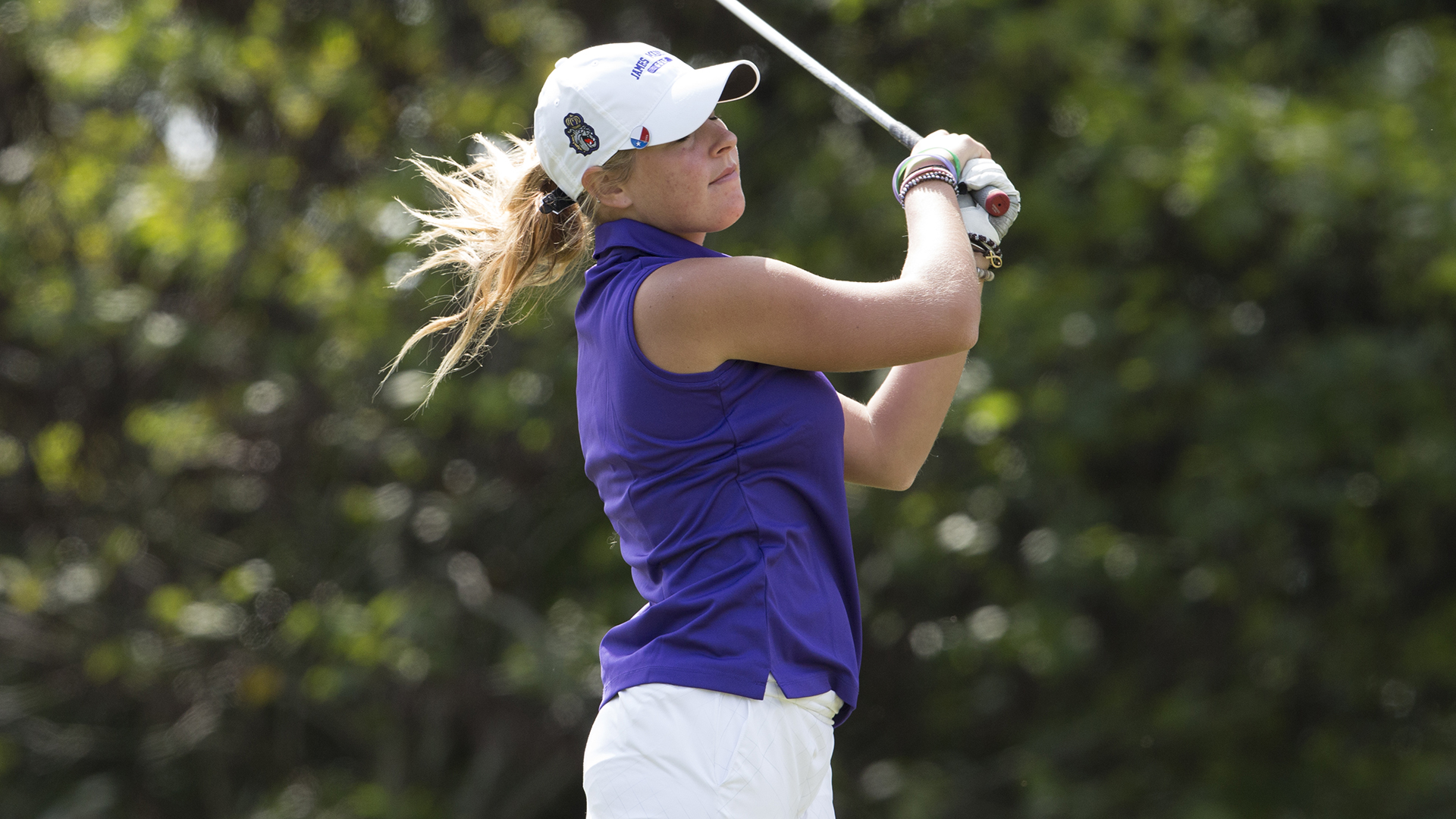 Women's Golf: Comegys' Career Day Paces Dukes at UD Blue Hen Invite)