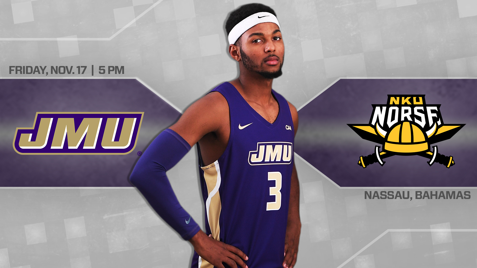Men's Basketball: Dukes Set For The Islands Of The Bahamas Showcase)