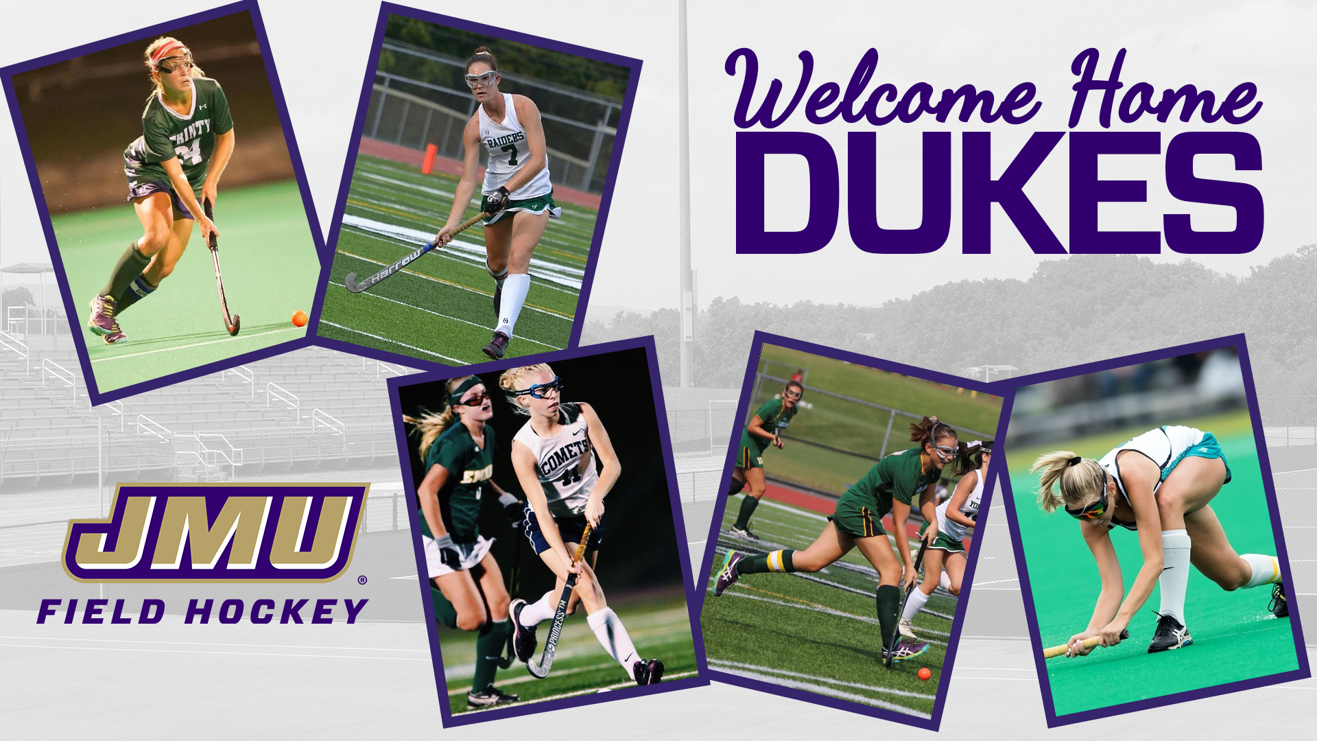 Field Hockey: Dukes Welcome Five in 2017 Fall Signing Class)