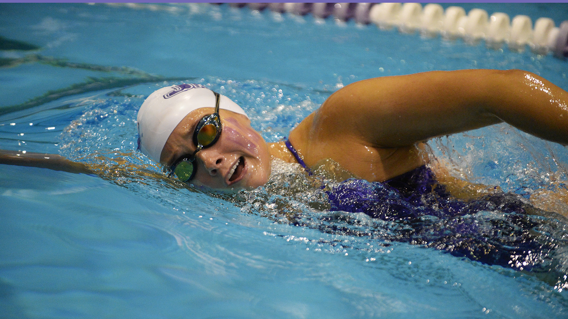 Women's Swimming and Diving: Dukes Conclude Day One of the Frank Elm Invitational