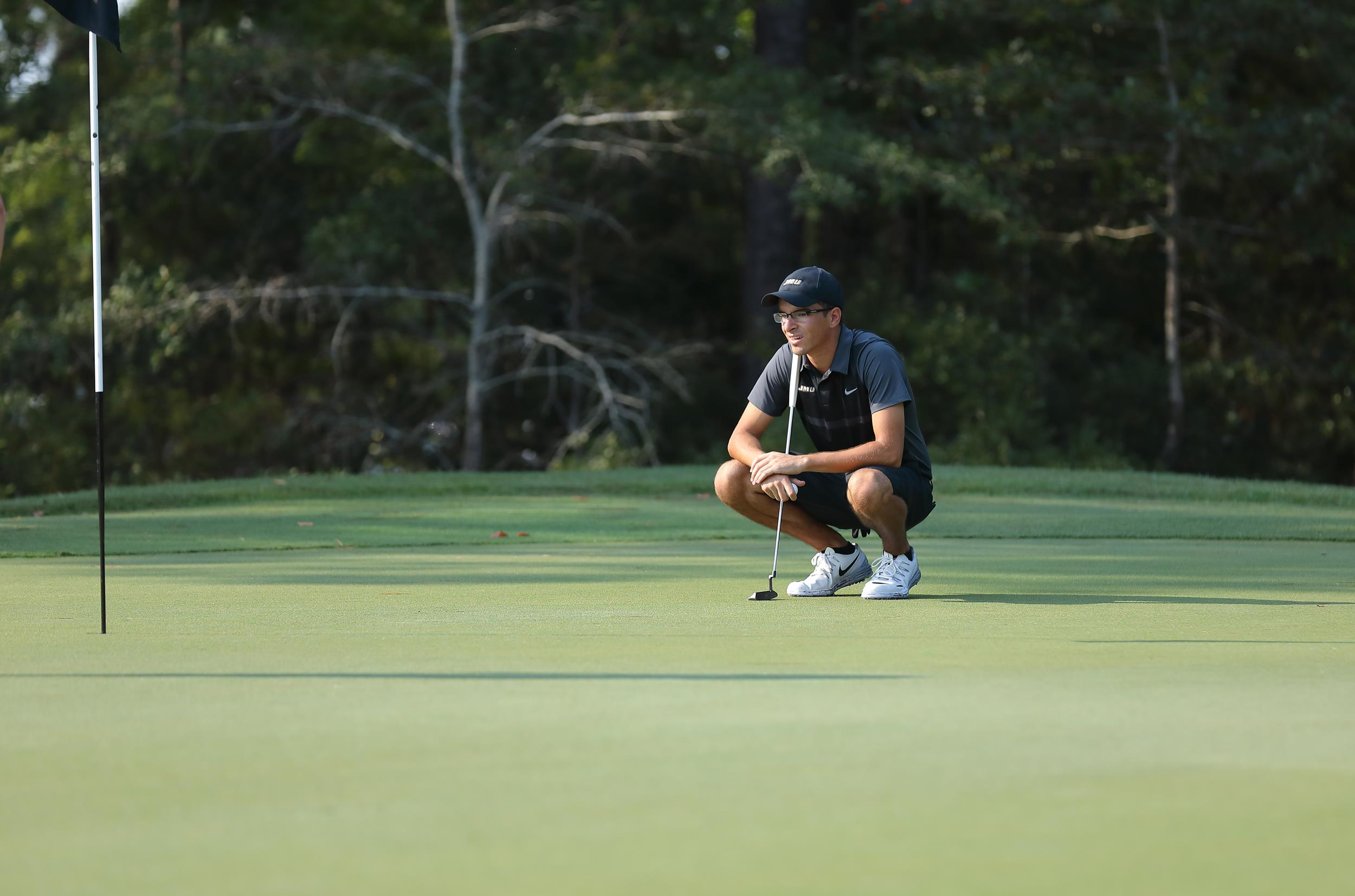 Men's Golf: Cole Named First Team All-State