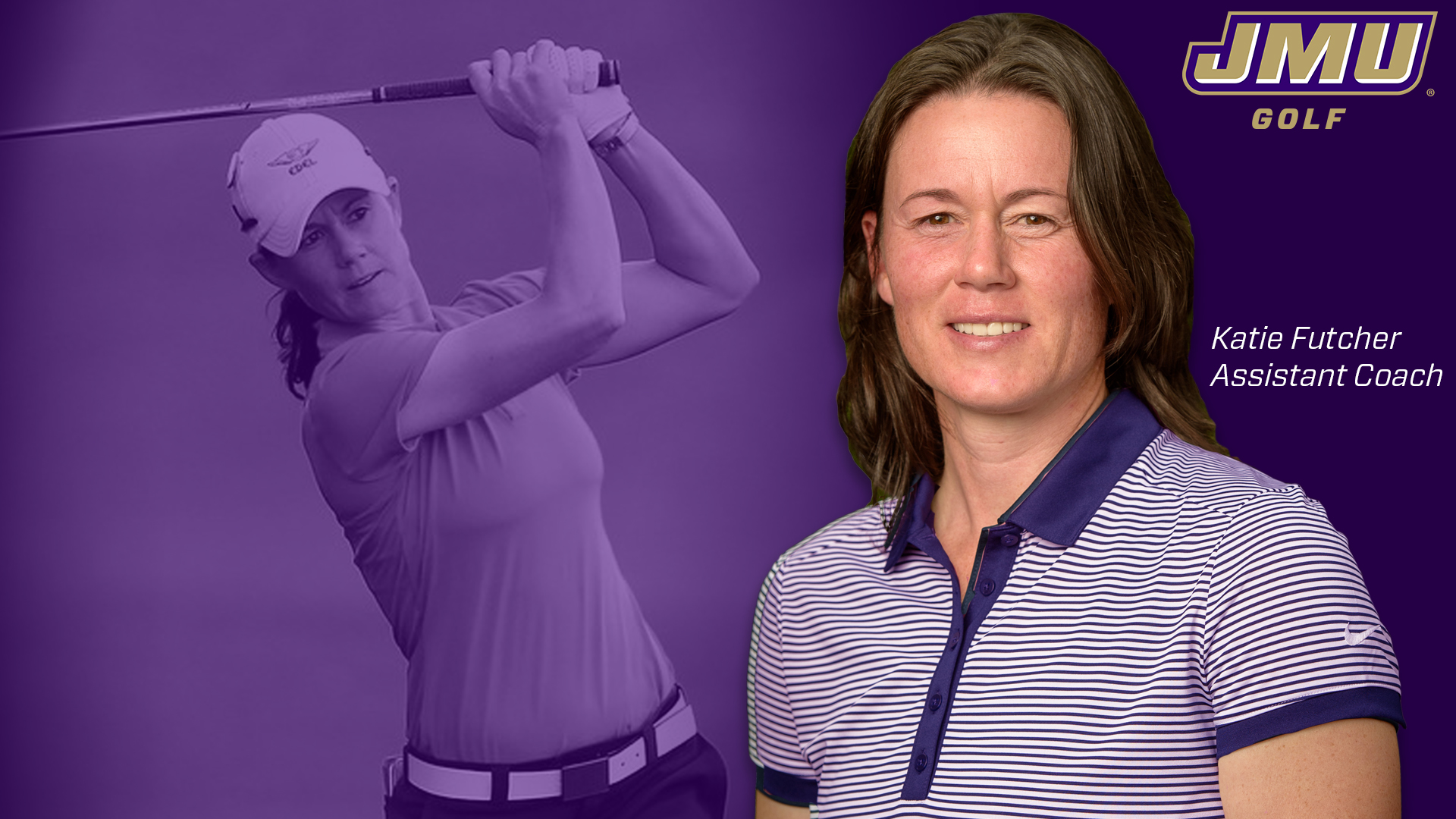 Women's Golf: Futcher Named Women's Golf Assistant Coach)