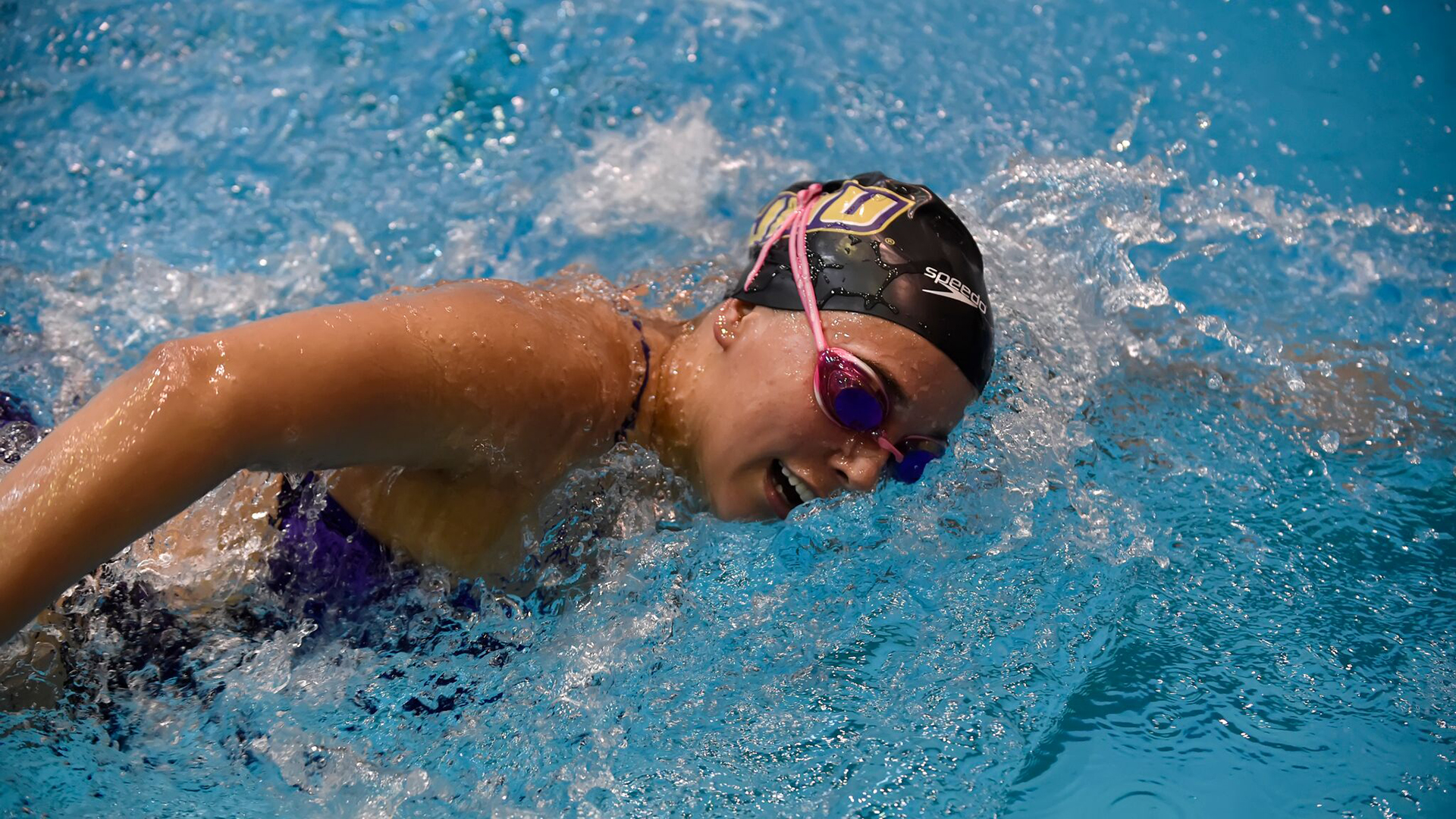 Women's Swimming and Diving: Dukes Cruise to 155-88 Victory over Bucknell)