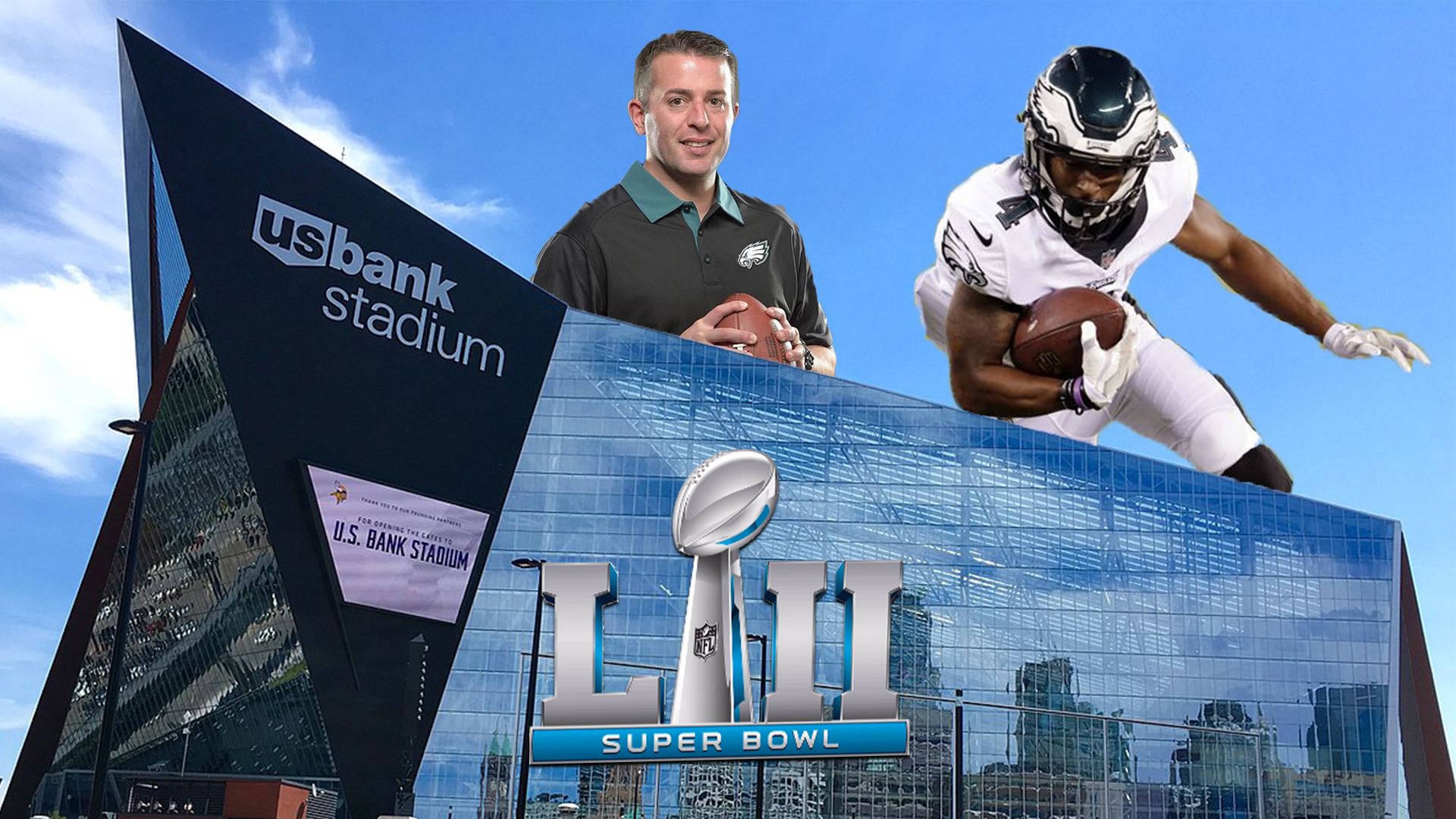 Football: Former Dukes Davis and DeFilippo Advance to Super Bowl LII with Eagles