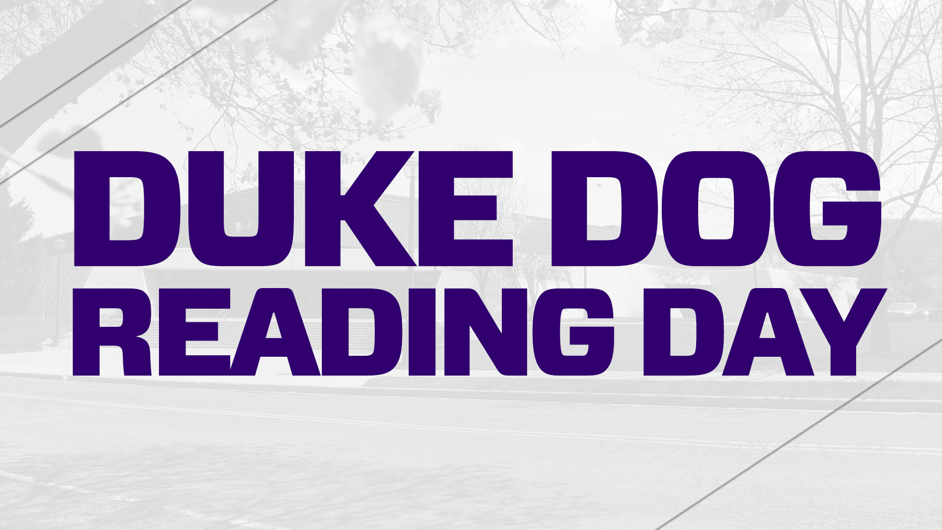 Women's Basketball, Promotions: Game Day Information for Duke Dog Reading Day, Feb. 25)