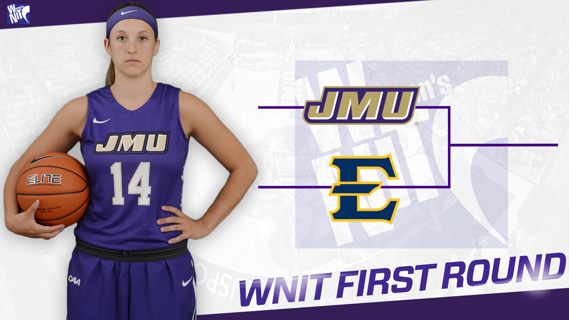separation shoes 6ee2a 646e6 Women's Basketball to Host ETSU in WNIT Opening Round ...